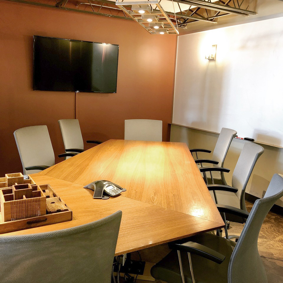 Custom Craft Consulting Conference Room
